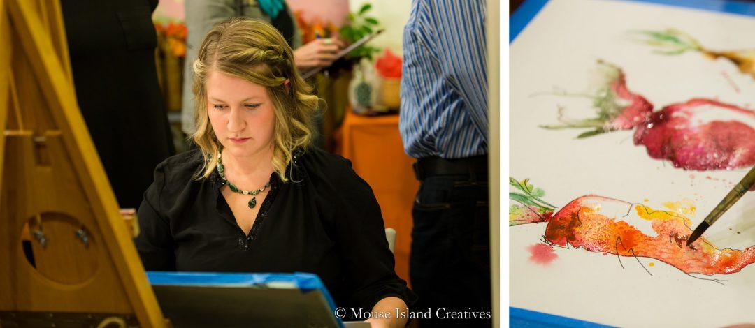 01-Wintergreen-Arts-Center-Presque-Isle-Maine-Brews-Brushes-event-photography