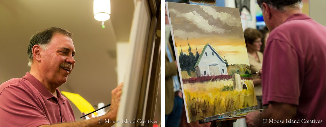 02-Wintergreen-Arts-Center-Presque-Isle-Maine-Brews-Brushes-event-photography