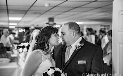 Caribou VFW Maine Wedding Photography |  Stacie & Erik Lamoreau