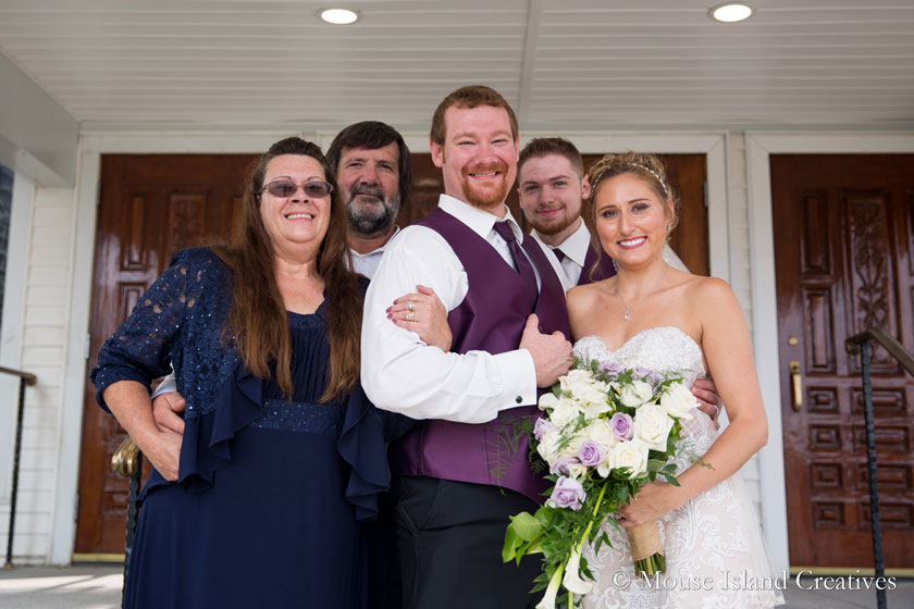 Presque Isle Country Club | Presque Isle, Maine | Wedding Engagement Event Photography | Stacey & Kevin Baker
