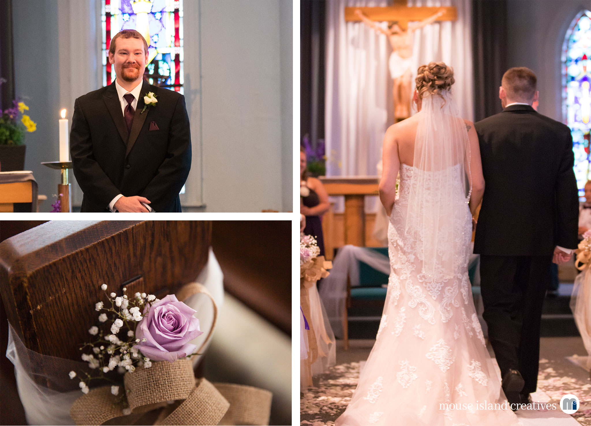 03-Presque Isle Maine Country Club Wedding Engagement Couples Portrait Photography