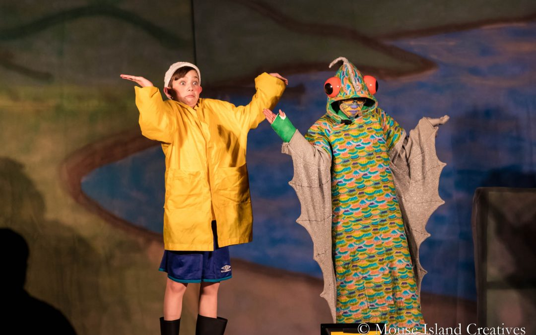 The Fisherman and His Wife – Performance | Washburn Elementary School | Washburn, Maine | Maine Event Photography
