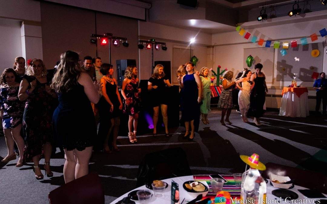 UMPI Fiesta Spring Formal 2019 – Dance Floor | Presque Isle, Maine | New England Event Photography