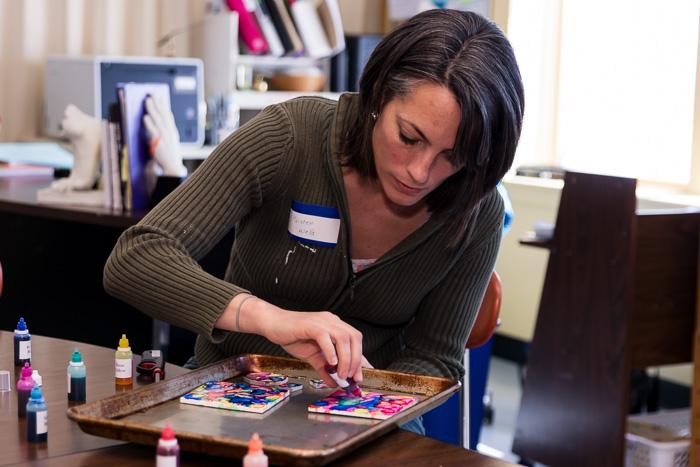 Maine Event Photography   Washburn Elementary School   Washburn, Maine   APA Womens Art Retreat Part 2