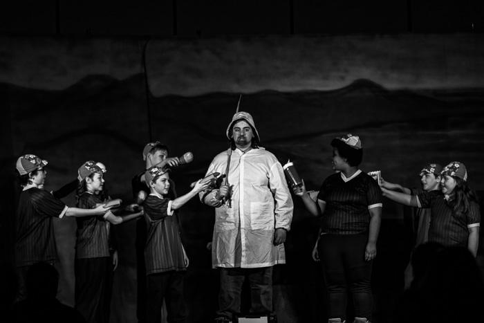 The Fisherman and His Wife – Performance | Washburn Elementary School | Washburn, Maine | Maine Event Photography