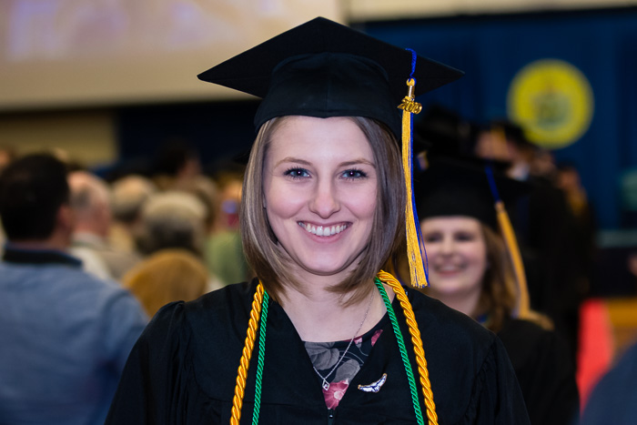 UMPI Commencement 2019 | Presque Isle, Maine | New England Graduation Photography Part 2
