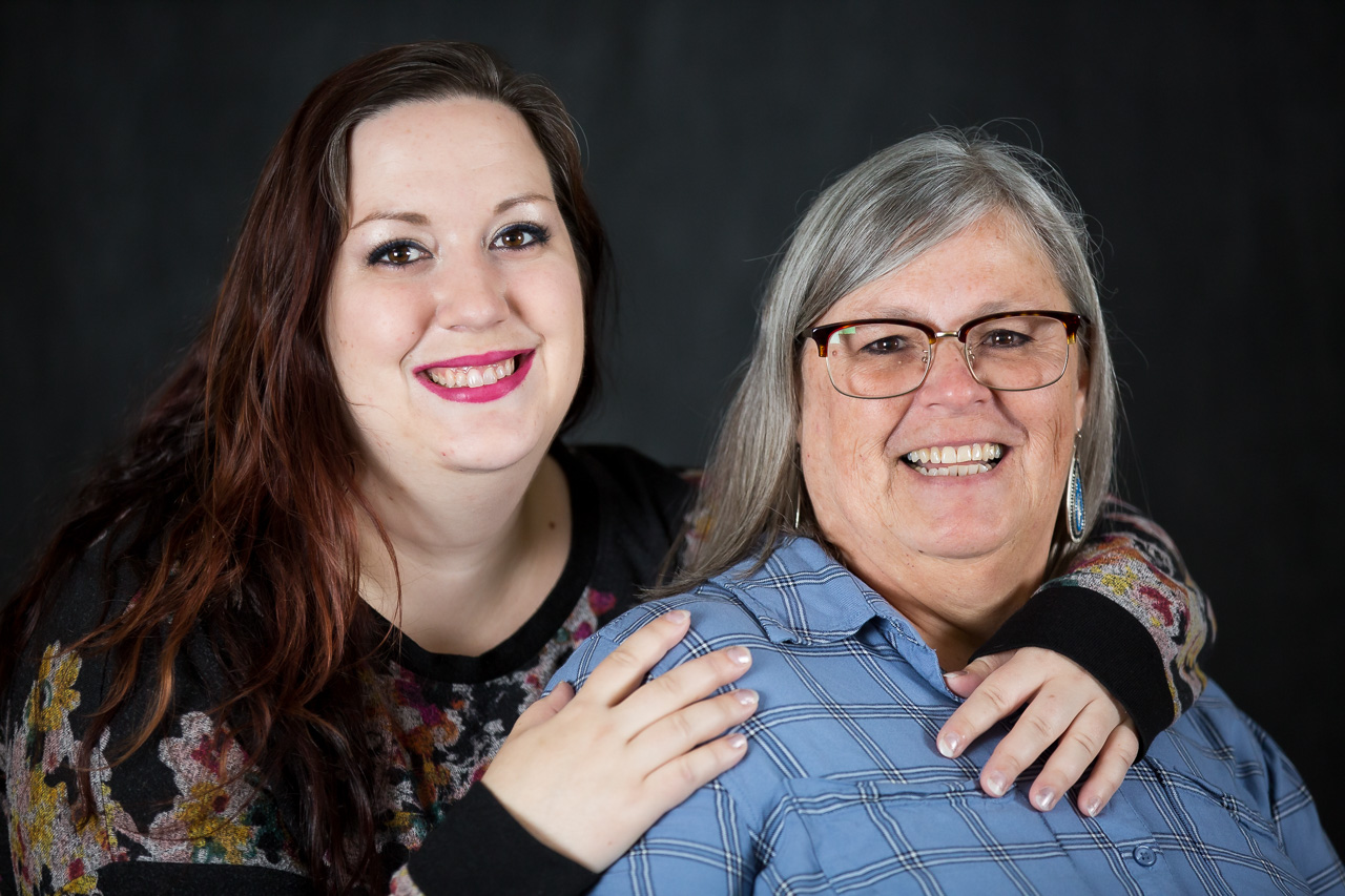 family portraits mouse island creatives mother daughter studio