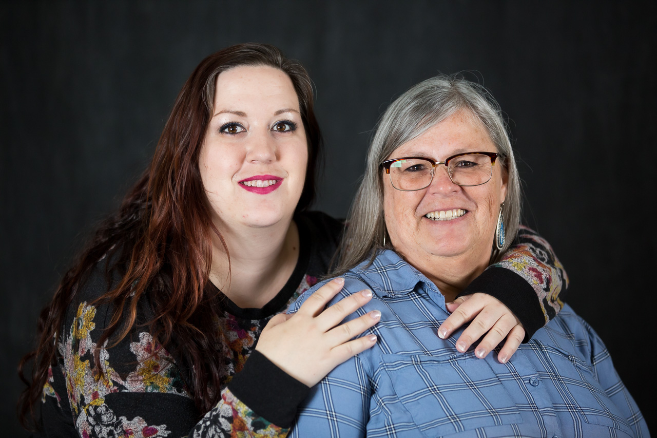 mother daughter studio portraits mouse island creatives photography-1
