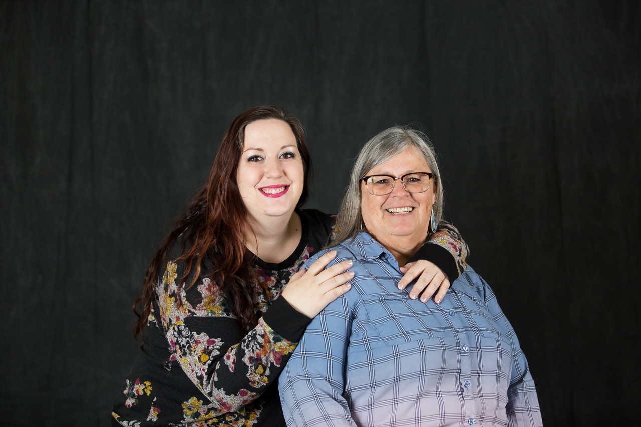 mother daughter studio portraits mouse island creatives photography-2