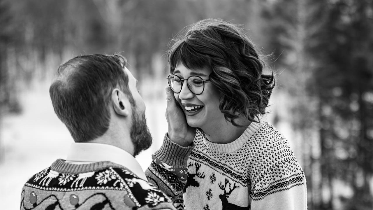 New England couples portraits engagement photographer mouse island creatives wedding photography studio senior photos headshots black white