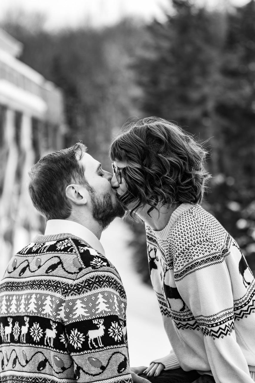 North Carolina couples portraits engagement photographer mouse island creatives wedding photography studio senior photos headshots black white