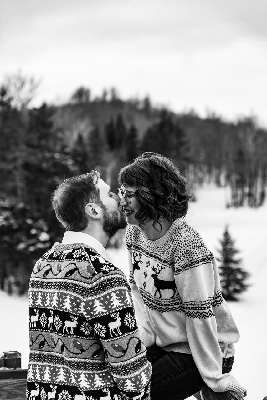 Standish Maine couples portraits engagement photographer mouse island creatives wedding photography studio senior photos headshots black white
