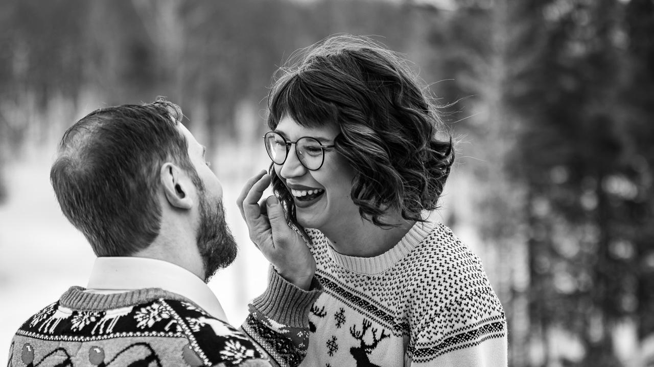 Texas couples portraits engagement photographer mouse island creatives wedding photography studio senior photos headshots black white