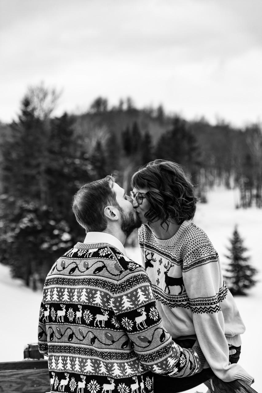 Vermont couples portraits engagement photographer mouse island creatives wedding photography studio senior photos headshots black white